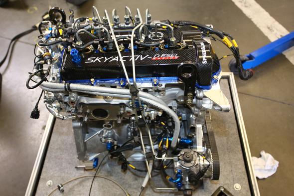 Engine-Loose