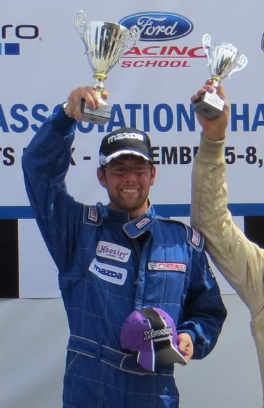 Kohler-podium