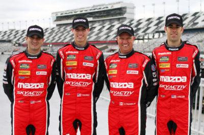 Mazda SportsCar Racing Academy