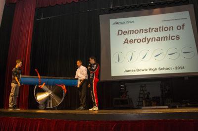 Mazda STEM Aero Demo 590X390