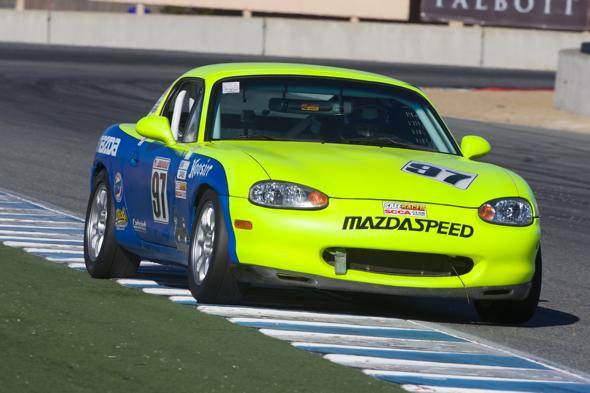 SCCA National Championship Runoffs, Mazda Raceway Laguna Seca, Oct. 7-12, 2014: