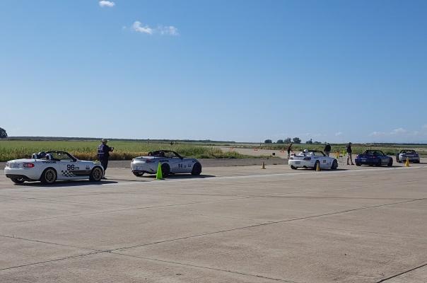 Ron Bauer STR line-up